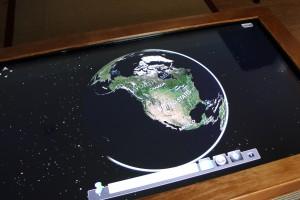 Demo of Surface Globe