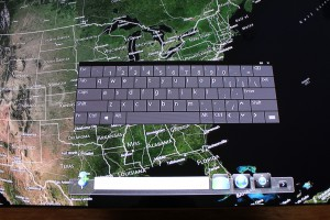 Quirky on screen keyboard for Windows 8